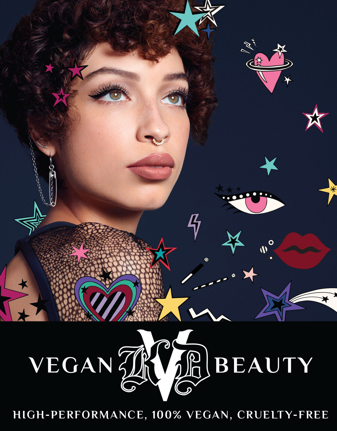 KVD Vegan Beauty launches their iconic, high performance, 100% vegan and cruelty-free makeup at the nation's leading beauty retailer