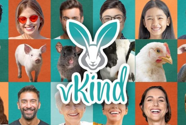 vKind™ Launches the First-of-Its-Kind Online Directory and Mobile App Exclusively Featuring Vegan Enterprises Serving Veg-Forward Consumers Driving the VegEconomy™
