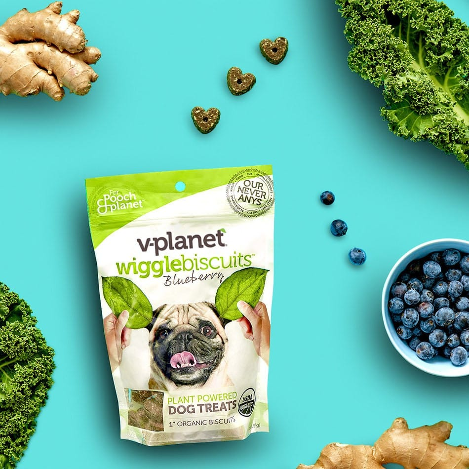 V-planet Adds Plant-based Treat and Chews for Pets and Parents