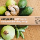 Compostic's performance compostables offer a guilt-free alternative to traditional kitchen plastics that are entirely zero-waste