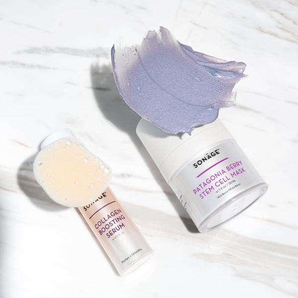 Sonage Skincare Launches Plant-based VEGAN Collagen Boosting Serum for Healthier Skin
