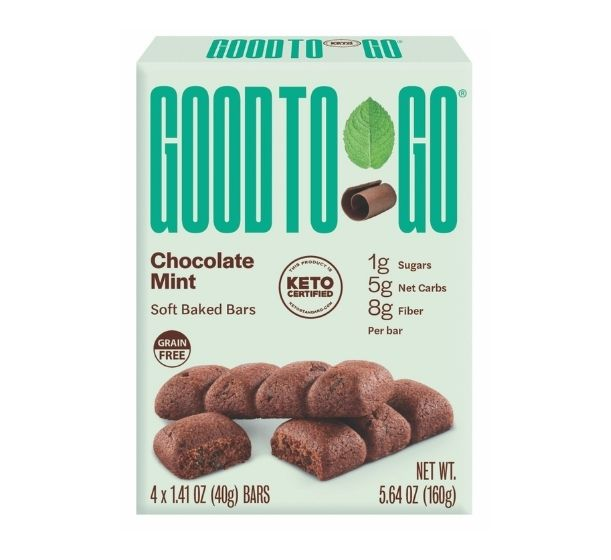 GOOD TO GO Launches 4-Pack Snack Bars at over 600 Target Locations Nationwide