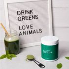 Delicious, all-natural plant-based superfood blend delivers your daily dose of greens while committing 10% of profits to support animal sanctuaries