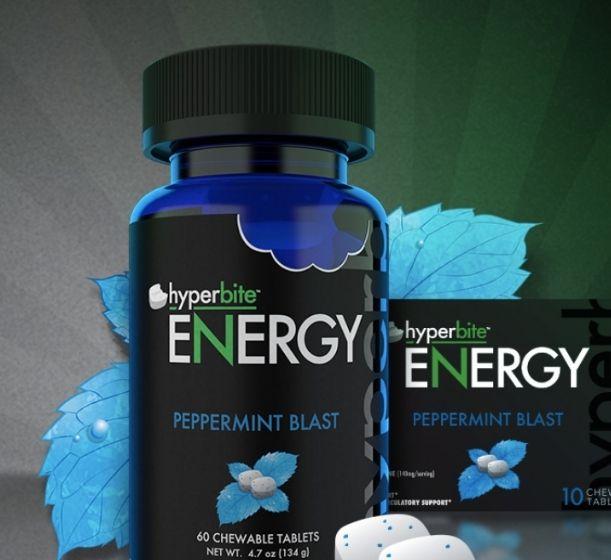 "Hyperbite Touts ""On-The-Go Performance Energy"""