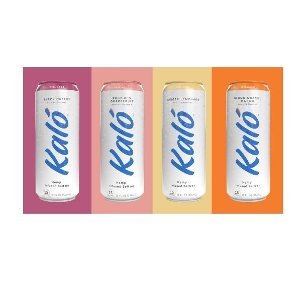 Kaló Hemp Seltzer Welcomes The Summer Season With Four New Flavors & Expands Distribution Of Their Hemp Seltzer to Ten States