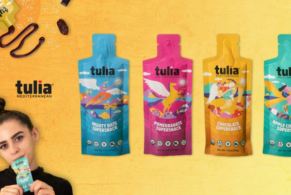 Tulia introduces a new generation of snacks featuring the world's first naturally sweet tahini--offering wholesome nutrition through irresistible flavors.