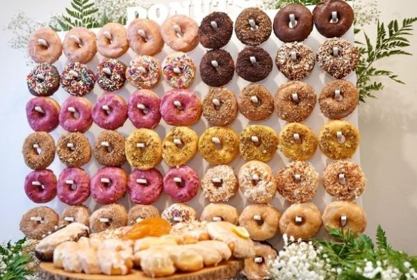 Located at 3600 E Anaheim St, Long Beach CA 90804, Devi's Donuts and Sweets is a vegan donut popup concept, that's now a brick and mortar shop.